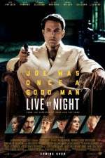 Watch Live by Night Online Putlocker