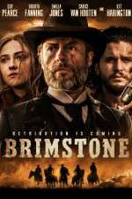 Watch Brimstone Online 123movies