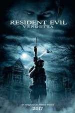 Watch Resident Evil: Vendetta Online Putlocker