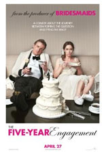 Watch The Five-Year Engagement Putlocker