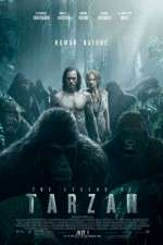 Watch The Legend of Tarzan Online Putlocker