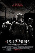 Watch The 15:17 to Paris Online Putlocker