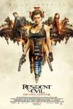 Watch Resident Evil: The Final Chapter Online 123movies