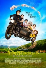Watch Nanny McPhee Returns Online