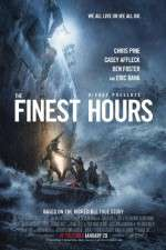 Watch The Finest Hours Online Putlocker