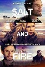 Watch Salt and Fire Online Putlocker