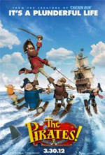 Watch The Pirates! Band of Misfits Putlocker