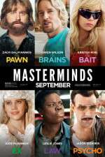 Watch Masterminds Online Putlocker