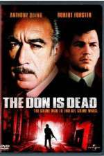 Watch The Don Is Dead Online Putlocker