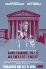 Watch Muhammad Ali's Greatest Fight Online 123movies