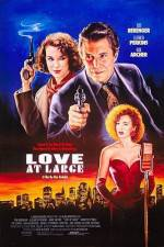 Watch Love at Large Online Putlocker
