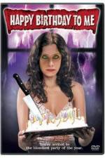 Watch Happy Birthday to Me Online Putlocker