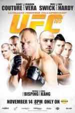 Watch UFC 105 Coutoure vs Vera Online Putlocker