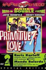 Watch L'amore primitivo Online 123movies