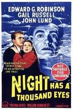 Watch Night Has a Thousand Eyes Online 123movies