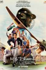 Watch M.S. Dhoni: The Untold Story Online 123movies