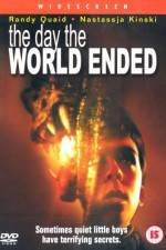 Watch The Day the World ended - Tod aus dem All Online Putlocker