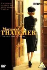 Watch Margaret Thatcher: The Long Walk to Finchley Online Putlocker
