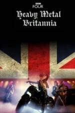 Watch Heavy Metal Britannia Online 123movies