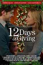 Watch 12 Days of Giving Online Putlocker