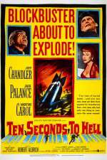 Watch Ten Seconds to Hell Online Putlocker