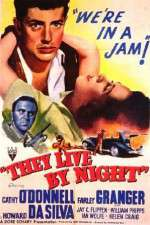 Watch They Live by Night Online 123movies
