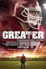 Watch Greater Online Putlocker
