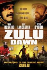 Watch Zulu Dawn Online Putlocker