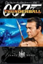 Watch James Bond: Thunderball Online Putlocker