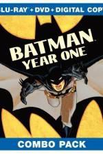 Watch Batman Year One Online Putlocker