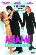 Watch Miami Rhapsody Online 123movies