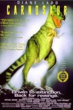 Watch Carnosaur Online 123movies