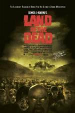 Watch Land of the Dead Online Putlocker
