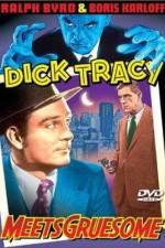 Watch Dick Tracy Meets Gruesome Online Putlocker
