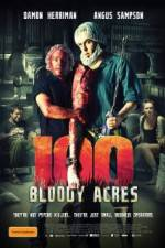 Watch 100 Bloody Acres Online Putlocker