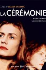 Watch La ceremonie Online Putlocker