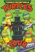 Watch Teenage Mutant Ninja Turtles: The Making of the Coming Out of Their Shells Tour Online Putlocker