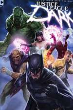 Watch Justice League Dark Online Putlocker