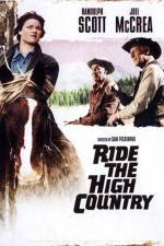 Watch Ride the High Country Online Putlocker