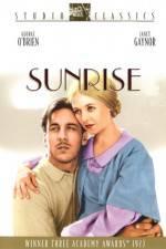 Watch Sunrise: A Song of Two Humans Online Putlocker