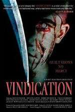 Watch Vindication Online Putlocker