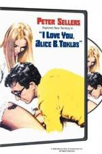 Watch I Love You Alice B Toklas Online 123movies