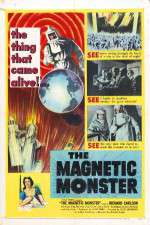 Watch The Magnetic Monster Online 123movies