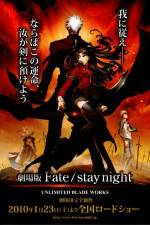 Watch Fate/stay night Unlimited Blade Works Online 123movies