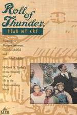 Watch Roll of Thunder, Hear My Cry Online 123movies