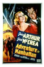 Watch Adventure in Manhattan Online Putlocker