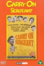 Watch Carry on Sergeant Online Putlocker