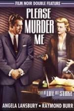 Watch Please Murder Me Online 123movies