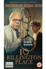 Watch 10 Rillington Place Online Putlocker