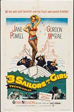 Watch Three Sailors and a Girl Online Putlocker